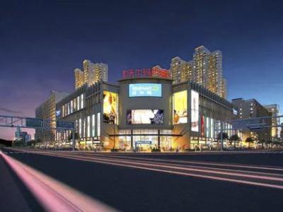 新建区沃尔玛万象广场
